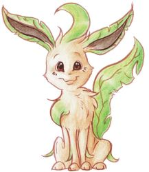 Leafea by Pinkie-Pichu