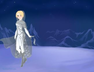 Soso Snow queen by MitchieGalatea
