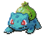 001 - Bulbasaur by Devi-Tiger
