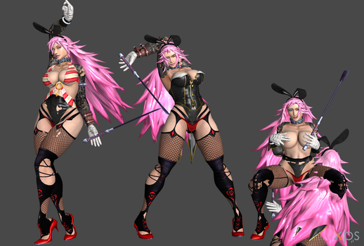 Poison Easter Bunny FULL by Marcelievsky