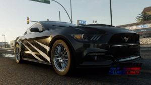 2015 ford mustang street version. the crew(knight) by DazKrieger