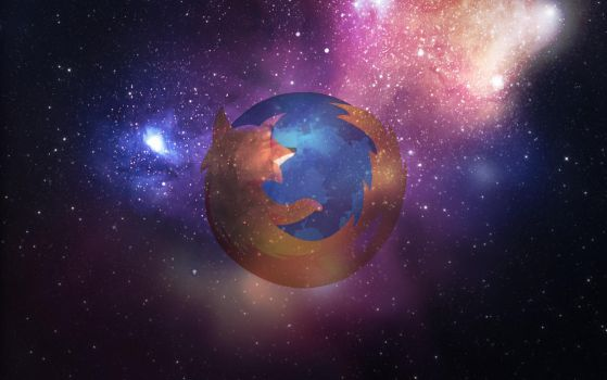 Firefox Universe by Rom0307