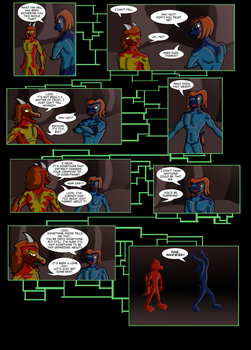 Destined Flames -Page 138- by SpeedAction