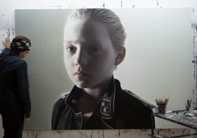 Disasters of War 54 by gottfriedhelnwein