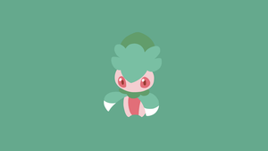 Minimalistic Wallpaper: Fomantis (#753)