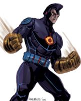 Omac color by dogmeatsausage