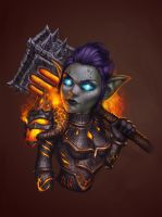 Reciprocity Blizzcon Badges - Kllntime by JuneJenssen