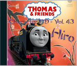 Thomas and Friends Character CD Vol 43 Hiro by Galaxy-Afro