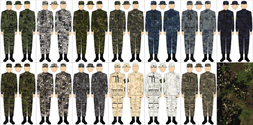Camo Patterns By Tounushi On DeviantArt Enchanting Camo Pattern