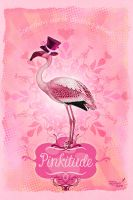 PiNKiTUDE - Contest Entry by Foxfires