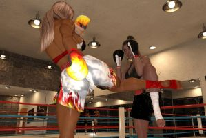 You Know Muay Thai? Act 1, Scene 3 by fxboxing-fan