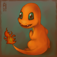 Pokemon Challenge - 03 - Favorite Starter by alpin-j