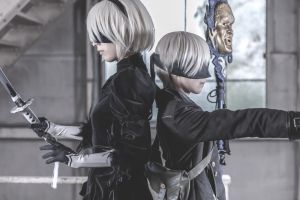 NieR: Automata by umibe