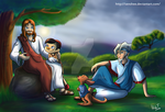 Stories with Jesus by Senshee