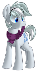 Double Diamond eats a scarf by January3rd