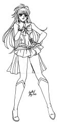 Sailor Chandi by PhinyxRose