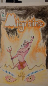 Migraine issue number Infinity by ProzacMan