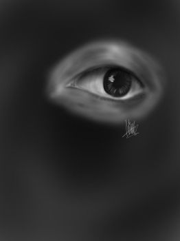 Challenge: Draw your eye by waterwaffles