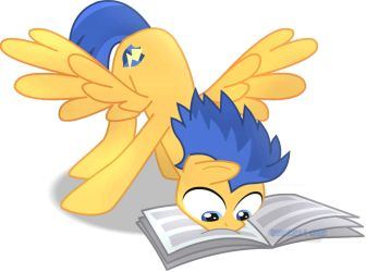 Flash Sentry_reading_GIF_Animated by jucamovi1992