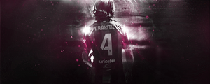 Rakitic Barcelona by MorBarda
