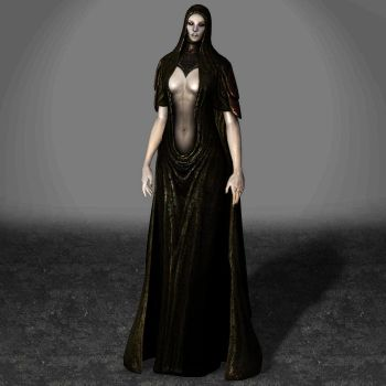 Castlevania Lords of Shadow Carmilla by ArmachamCorp