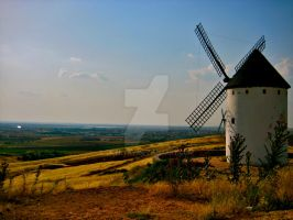 The Land of Don Quixote by tiffntay