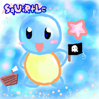 Squirtle by Kitsuku