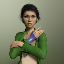 Jade 1 by tombraider4ever