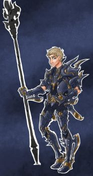 Dragoon by redcloud16