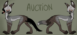 AUCTION :( by hex000000
