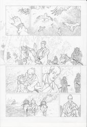 Bushido sample page2 by Joelchan