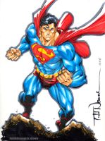 Superman by ToddNauck