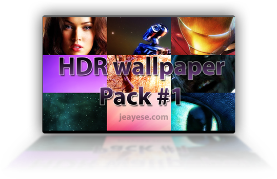 12 HDR wallpaper Pack 1 by jeayese