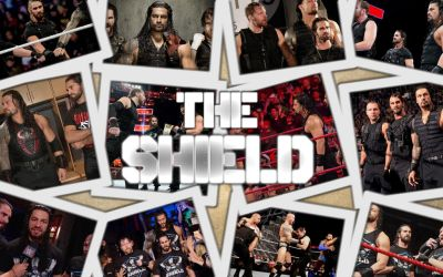 The Shield Desktop Wallpaper (1440 X 900) by ChrisNeville85