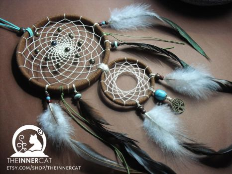 Kabbalah Tree Of Life Dream Catcher 40 By TheInnerCat On DeviantArt Gorgeous Can Dream Catchers Cause Nightmares