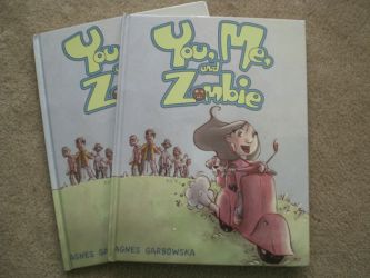 You, Me, and Zombie The Book by AgnesGarbowska