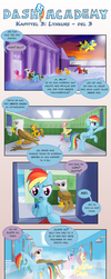 Norwegian - Dash Academy 3 Lynkurs Part 3 by TheHallOfMall