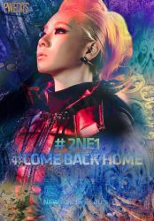 CL - COME BACK HOME by KateW49