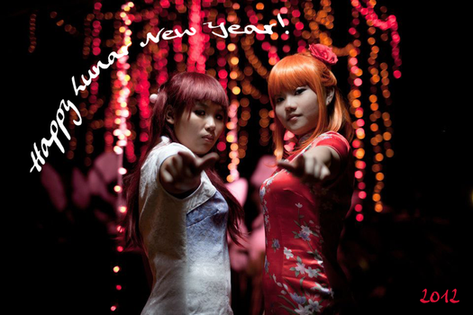 Lunar New Year 2012 by UpperClassK9