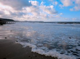 Beached spume by MakinMagic