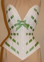 Medical Inspired Corset by ElectraDesigns