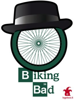 Breaking Bad parody: biking bad by logolocoadv
