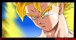 SSJ2 Goku by Evil-Black-Sparx-77