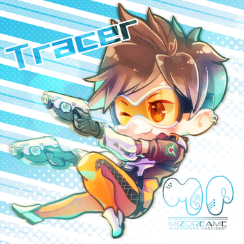 Tracer by MizoreAme