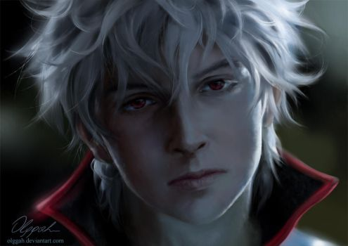 Gintoki by Olggah