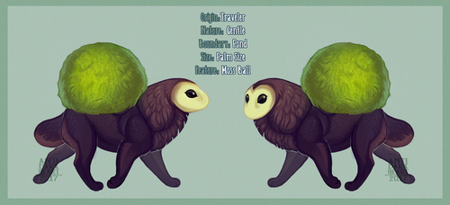 Esk Adoptable Auction - CLOSED by Anti-Dark-Heart