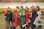 Women of the Armored Combat League by LadyArwynn16