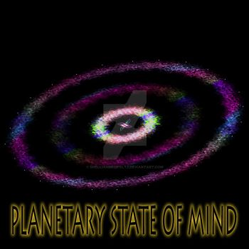 PLANETARY STATE OF MIND by shelliambrizfoltz