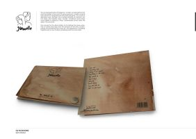 CD Packaging by GerCasey