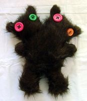 Baby Two-Headed Monster by treesofmachinery